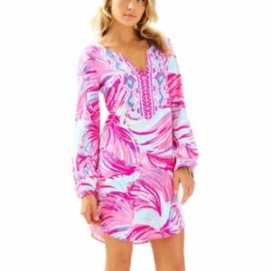 Lilly Pulitzer  Oh My Guava Tunic Dress NWOT